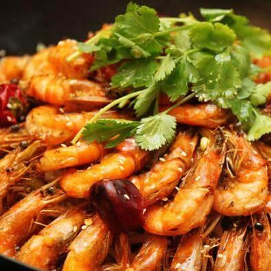 干锅香辣虾图2