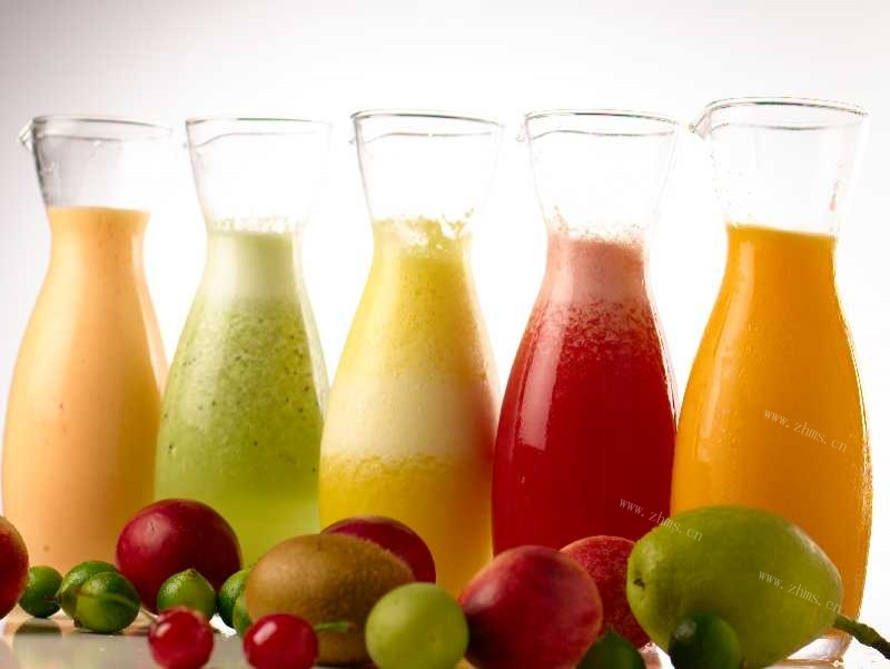 鲜榨果汁饮料品牌介绍图1