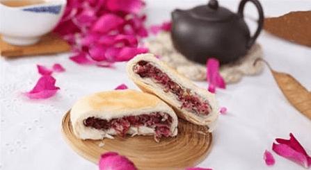 七彩玫瑰鲜花饼品牌介绍图2