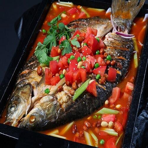 鱼味时光烤鱼图5