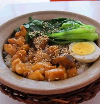 石佛营黄焖鸡米饭图3