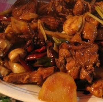 石佛营黄焖鸡米饭图4