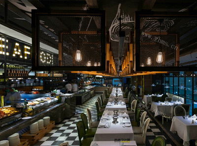 多伦多海鲜自助餐厅图8