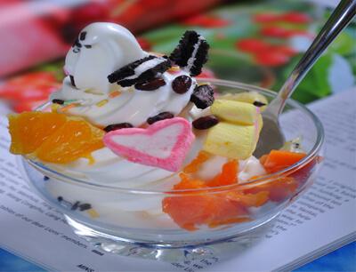 启梦加能冰淇淋图3