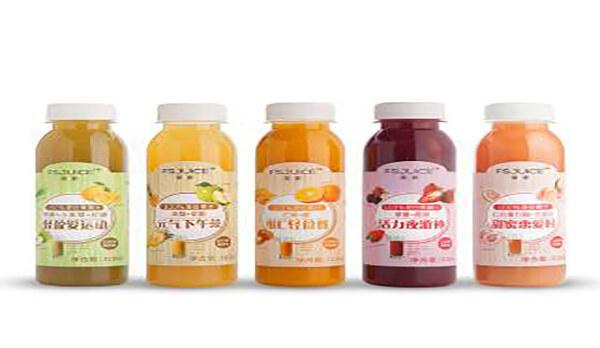 斐素果汁饮品品牌介绍