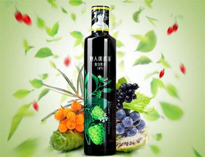 野人牌诺丽复合果汁饮品