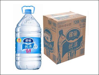 雀巢瓶装水饮品