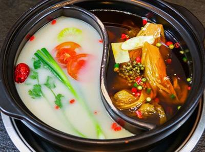 鲜上鲜文鱼庄火锅图2