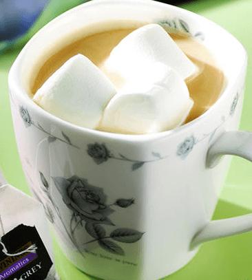 鸳鸯奶茶图1