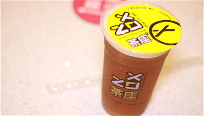 茶座红茶馆加盟