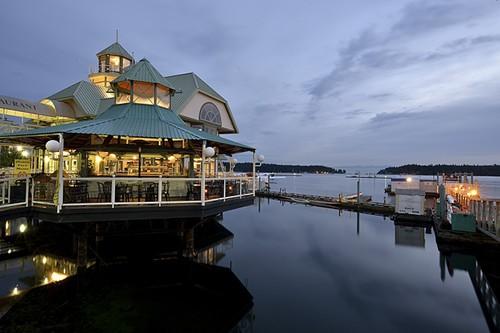 水上西餐厅