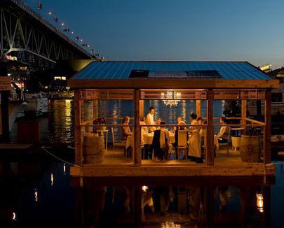 水上西餐厅图3