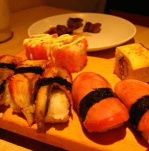 日式自助餐图2