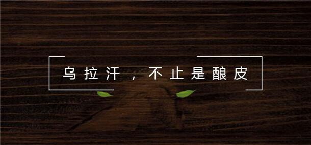 乌拉汗酿皮面食品牌介绍图3