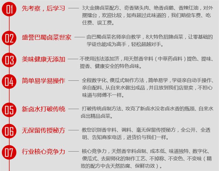 龙品香杨成伟卤菜品牌介绍图2