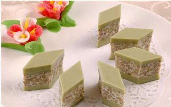 老北京绿豆糕糕点品牌介绍图1