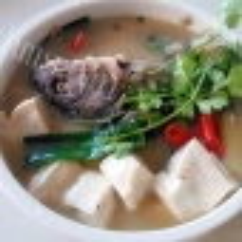 鲫鱼芥菜汤