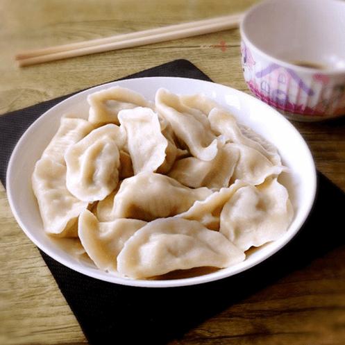常吃不腻的猪肉饺子馅的做法