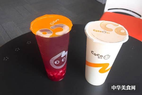 coco奶茶加盟费用是多少