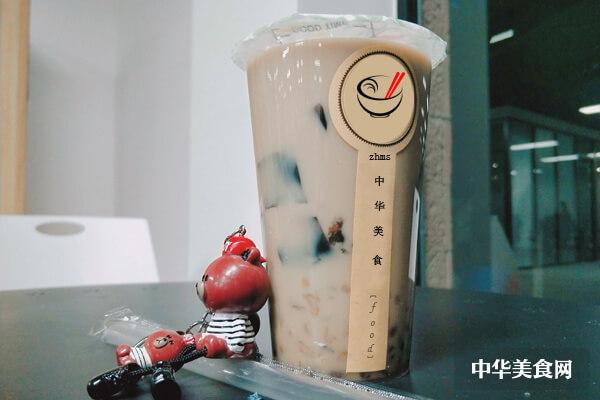十大奶茶加盟店排行榜