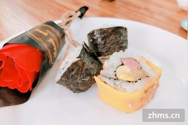 苍井外带寿司加盟费多少