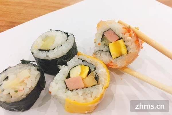 旋转寿司加盟店排行榜有哪些