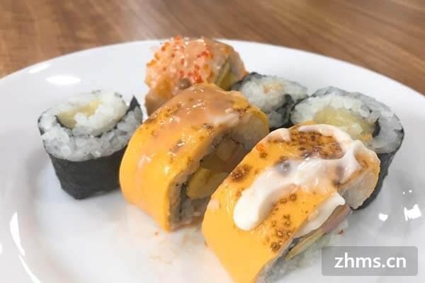 寿司加盟连锁店都有哪些