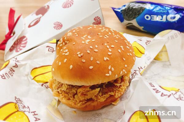 汉堡鸡排加盟店排行榜最新榜单