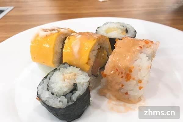 寿司加盟店10大品牌排行榜