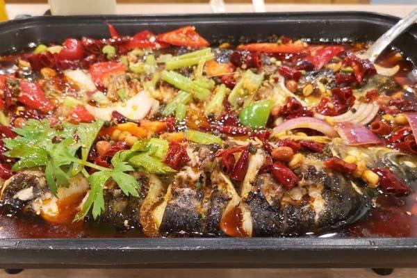 萦香碳烤鱼加盟优势是什么