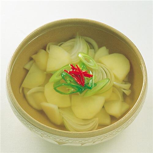 鸡叉土豆汤