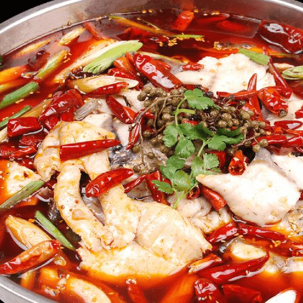 美味的水煮鱼