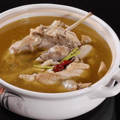 好喝的清炖鸡汤