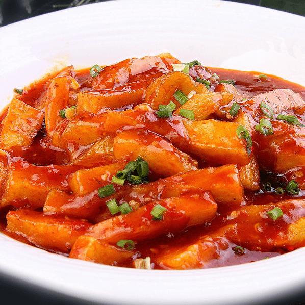 简单版鱼香茄子