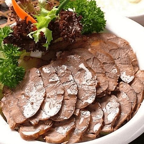 美味的酱牛肉