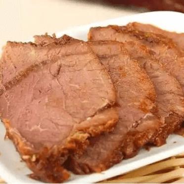 好吃的酱牛肉