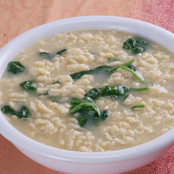 回味无穷的疙瘩汤