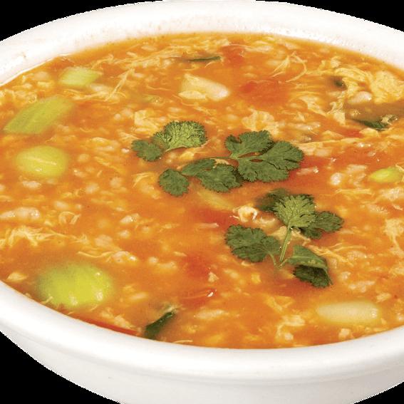 色味俱佳的疙瘩汤
