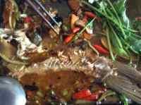 香飘十里的烤鱼