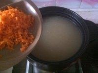 杂蔬板鸭藜麦粥的做法图解六