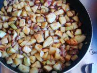 肉沫土豆茄子丁的做法图解七