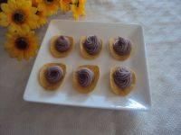 美味的蓝莓山药