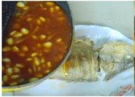 营养丰富的茄汁鲈鱼