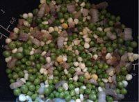 美味的懒人豆焖饭的做法图解九