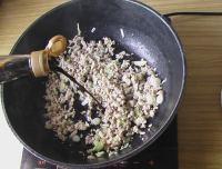 杏鲍菇肉酱面的做法图解七