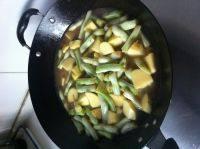 家常芸豆烧土豆的做法图解十五
