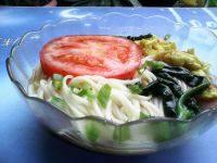DIY美食-西红柿鸡蛋面
