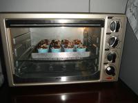 杏仁巧克力蛋糕的做法图解十二