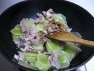 莴笋肉片的做法图解六