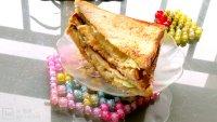 自制三明治的做法图解十一